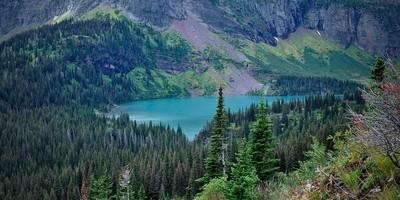 Opaque Turquoise Beauty