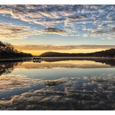 Lake Tillery Sunrise 3