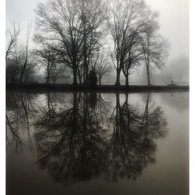 Lake Reflection 1