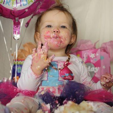 Izzy's Cake Smash