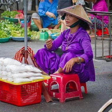 Old market, Hoi An, Vietnam