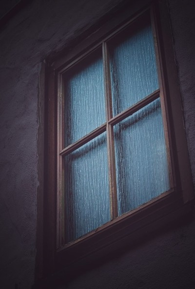 The classic wooden window