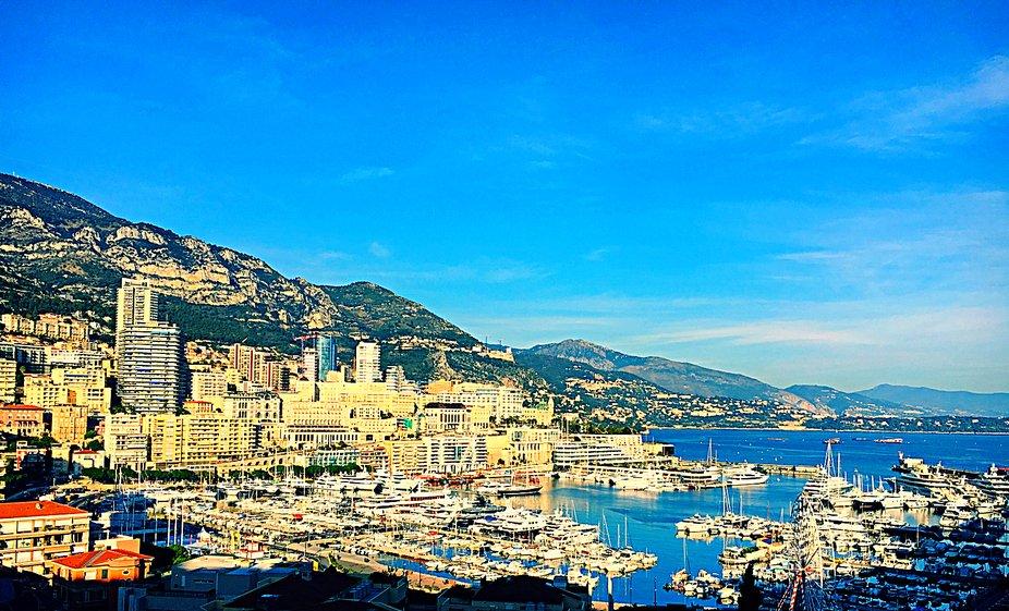 Sunday in Monaco