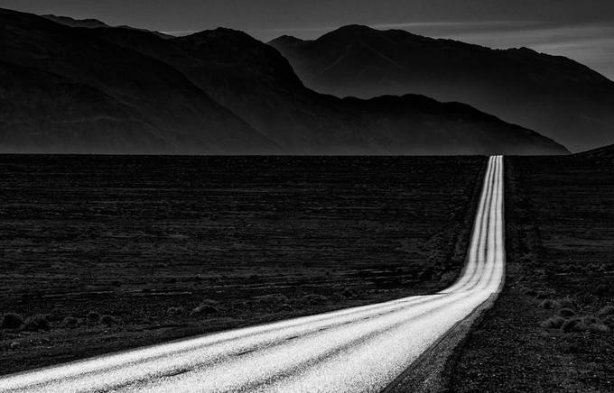 Highlight Road by jrfleury - Straight Roads Photo Contest