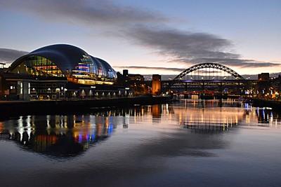 Newcastle Quay NewYears Day 2019