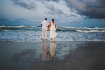Corolla Beach Wedding 2