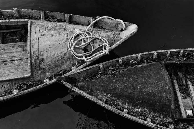 Viejas barcas by Jomuorui - Monthly Pro Photo Contest Vol 48