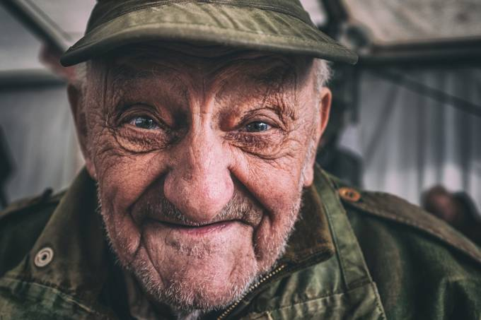 Just a smile by christiankieffer - Portraits With Depth Photo Contest