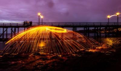 Evening Sparks