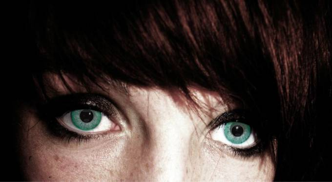 Eyes are the way into the soul by ELHPhotography - Green Eyes Photo Contest