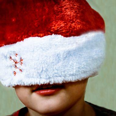 Santa Can't See