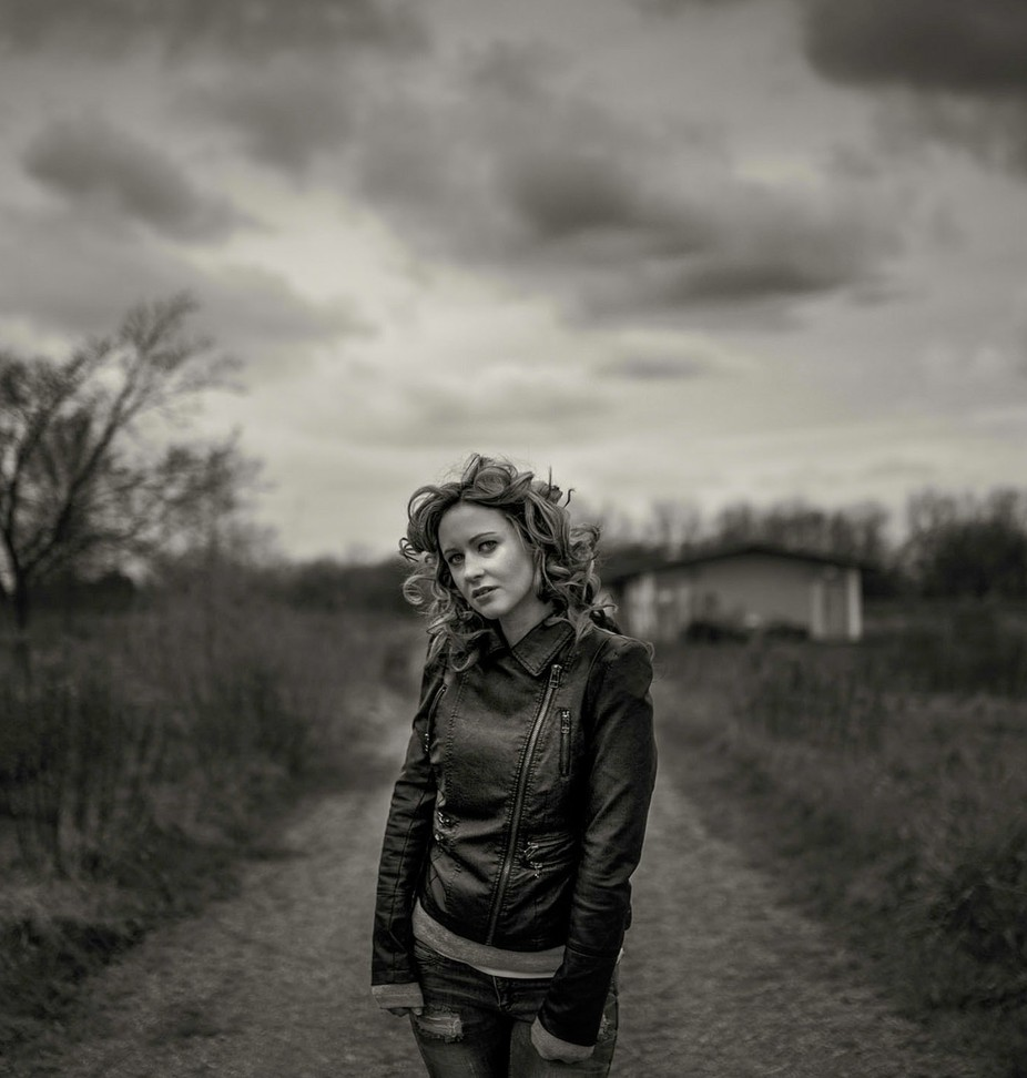 in the field by ianpett - Portraits With Depth Photo Contest