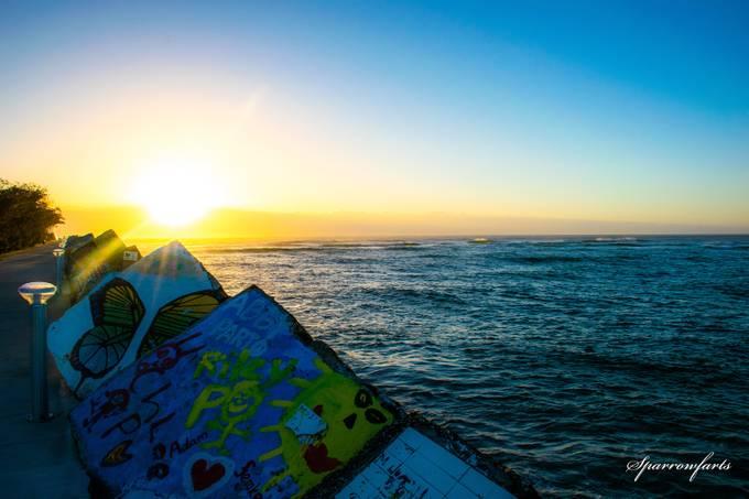 Sunrise - Wellington Rocks NSW Australia