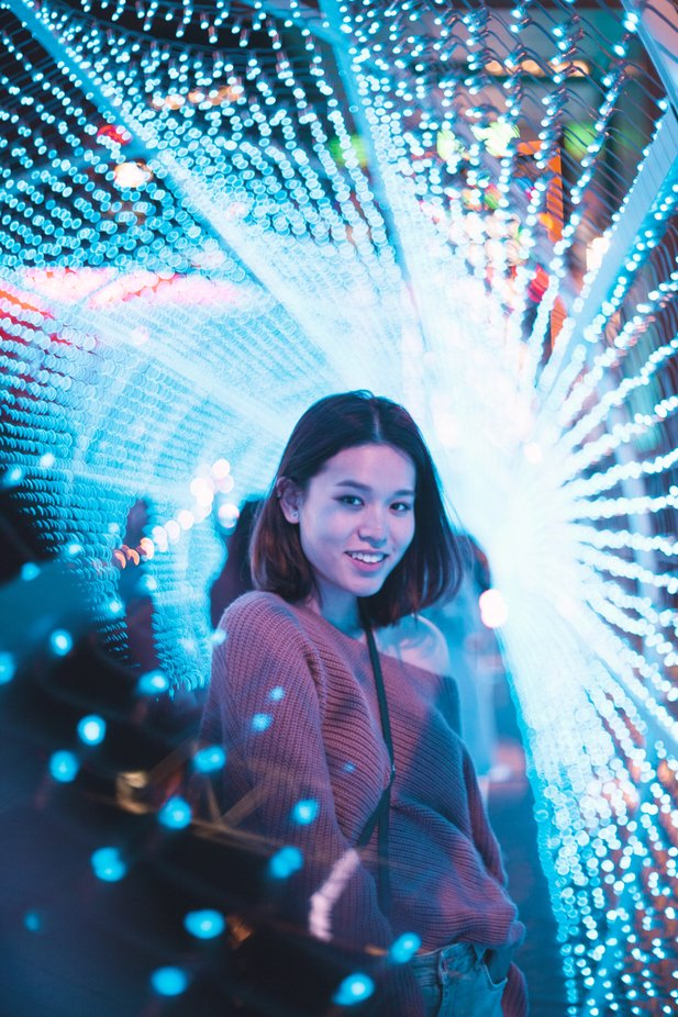 by lonelyastronaut1234 - People With Bokeh Photo Contest