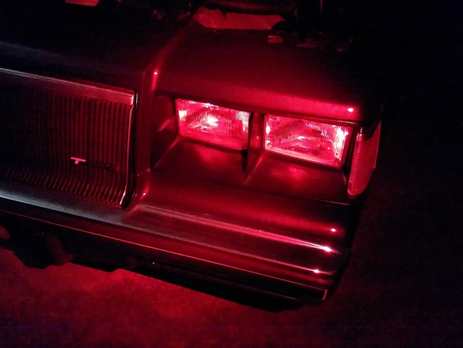 My 1986 Buick T-TYPE and best friend since 1991. He has been there when nobody else was. I named ...