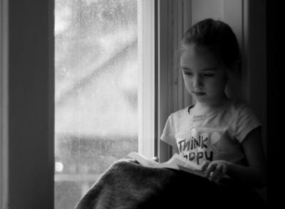 Reading to escape