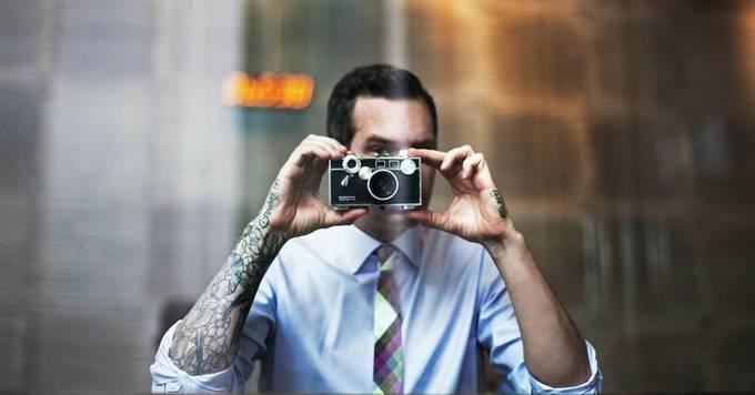 Sean vintage Argus by caprin - Social Exposure Photo Contest Vol 20