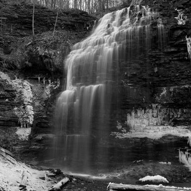 Tiffany Falls, Hamilton, On