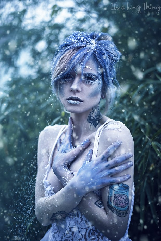 Ice Queen by itsakingthing - Social Exposure Photo Contest Vol 20