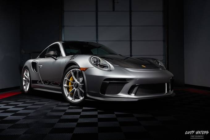 GT3 RS Front by AADrcw - We Love Cars Photo Contest