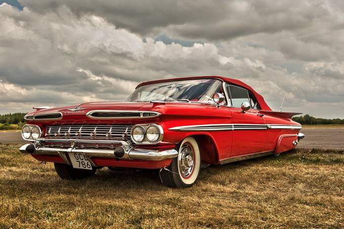 1959 Chevrolet Impala by lindapersson - We Love Cars Photo Contest