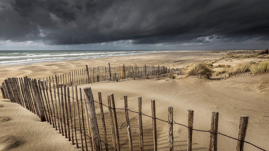 Espiguette beach, France