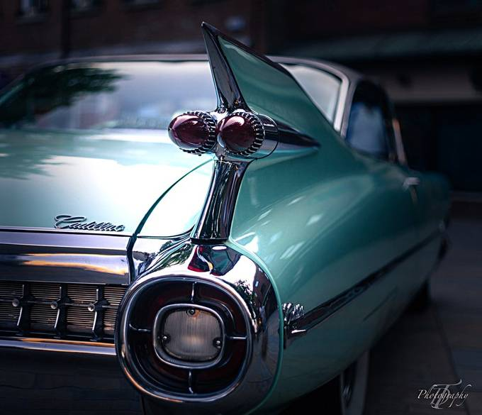 Cadillac by DAZ1900 - We Love Cars Photo Contest