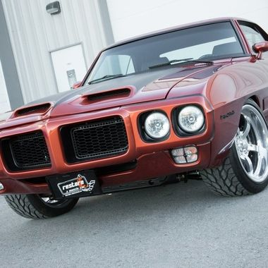1969 Pontiac Fire Bird