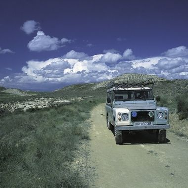 2001, Sierra de Monegros