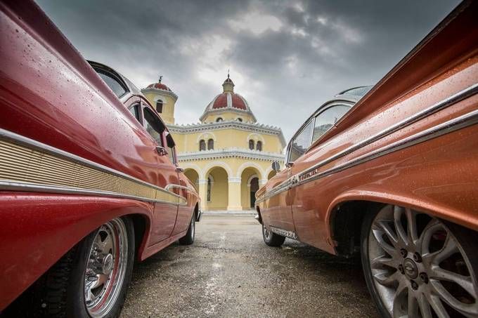 Classic Cars in Havana by jamesfc - We Love Cars Photo Contest