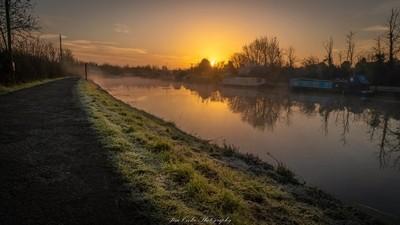sunrise, purton, gloucestershire