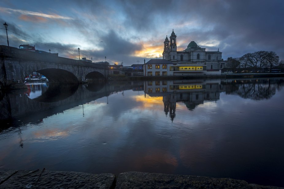 Church Over The Shannon