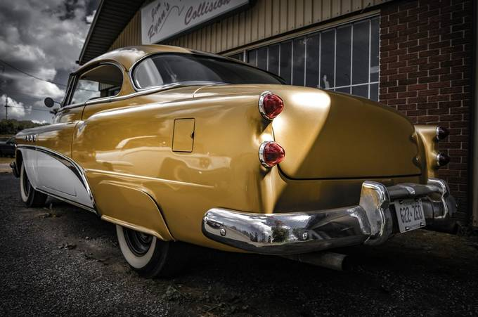 1953 Buick by souleye - We Love Cars Photo Contest