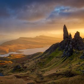 Old Man of Storr / Scotland