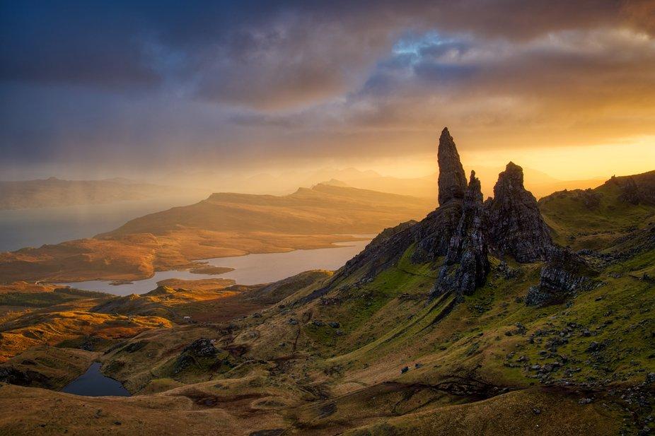Old Man of Storr / Scotland