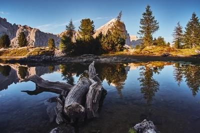 Lago di Limides - Italy