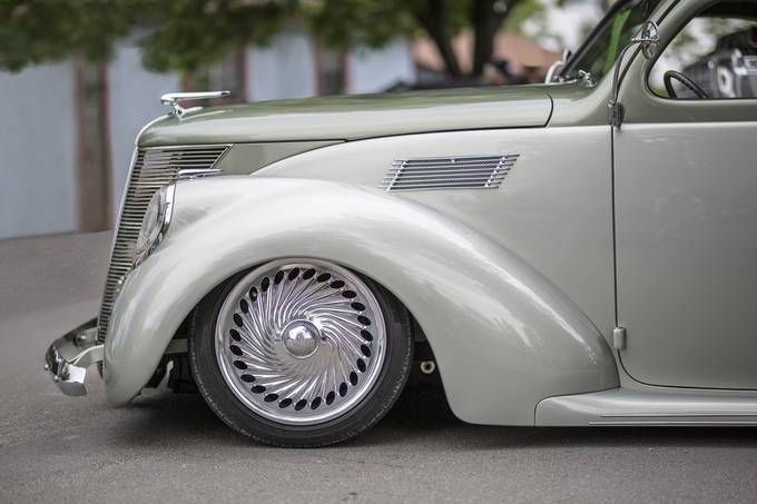 1937 Lincoln Zephyr by jimstennette - We Love Cars Photo Contest