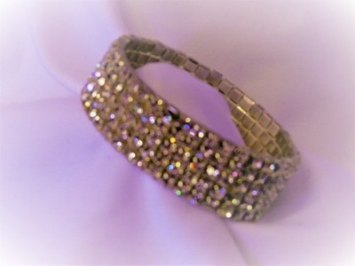 Diamante bangle
