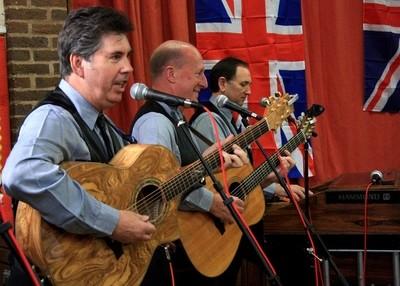 Singing the Jubilee