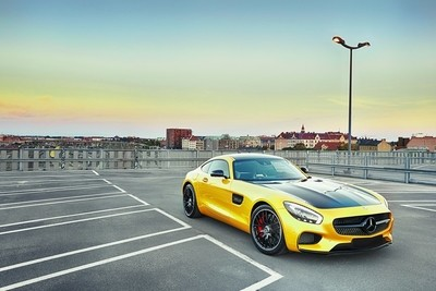 AMG GT Bliss