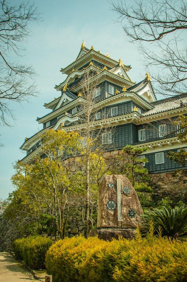 Okayama Castle by scottsinclair - The Magic Of Japan Photo Contest