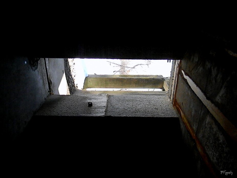 An abandoned Military Fortress