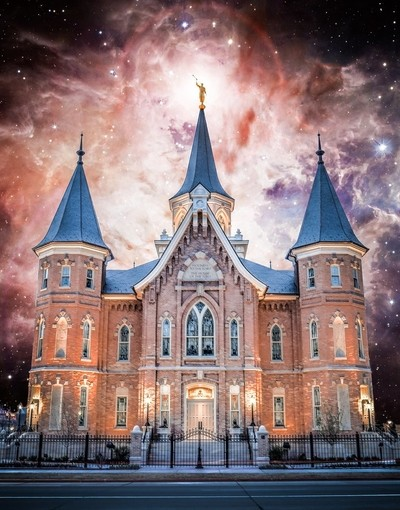 Provo City Center LDS Temple - Creation Series