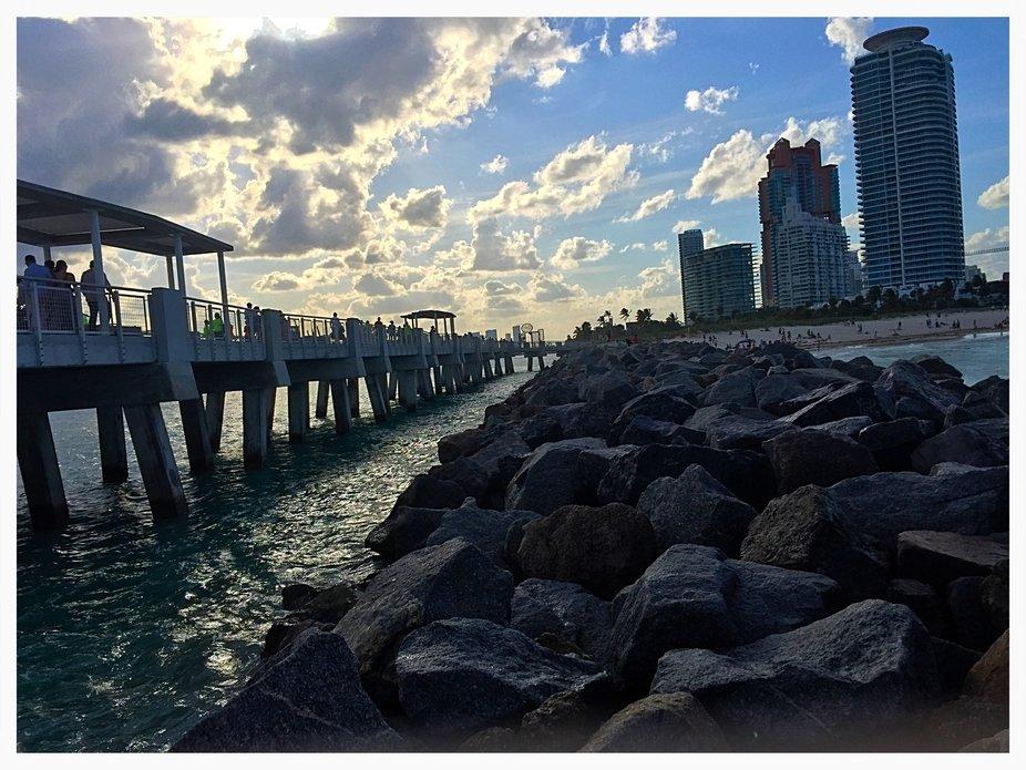 South Beach Peer