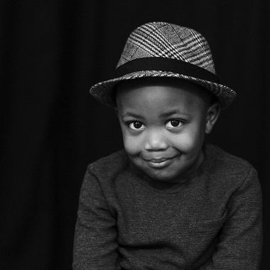 Taken at a Help Portrait session in Dec of 2018.