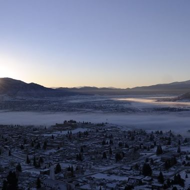 Good Morning Butte, America