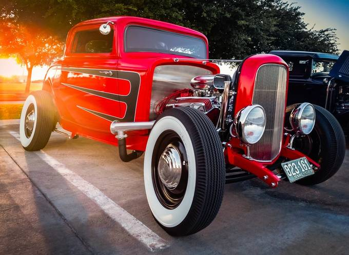 HOT Rod by dumbdrum - We Love Cars Photo Contest