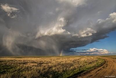 Radar Site Storm