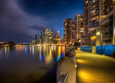 Brisbane city nights