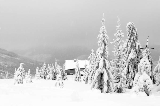 Winter in Karkonosze Mountains by KrisL - We Love The Winter Photo Contest